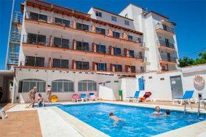 Espagne hotel comarruga platja