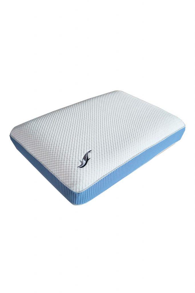 Sampur oreiller à mémoire de forme et latex