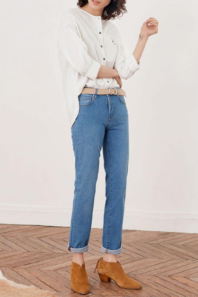 Comptoir des Cotonniers jean cigarette