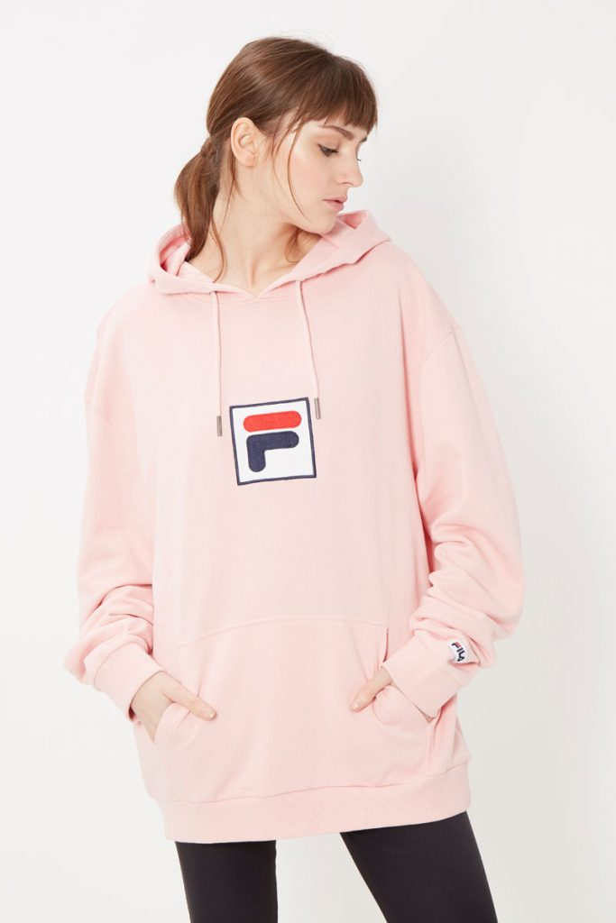 Fila sweat à capuche