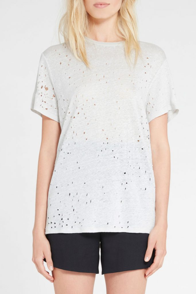 Iro t-shirt en lin