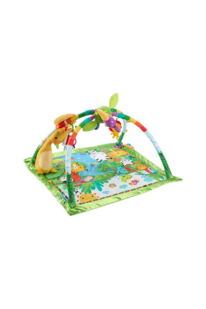Mattel tapis éveil jungle