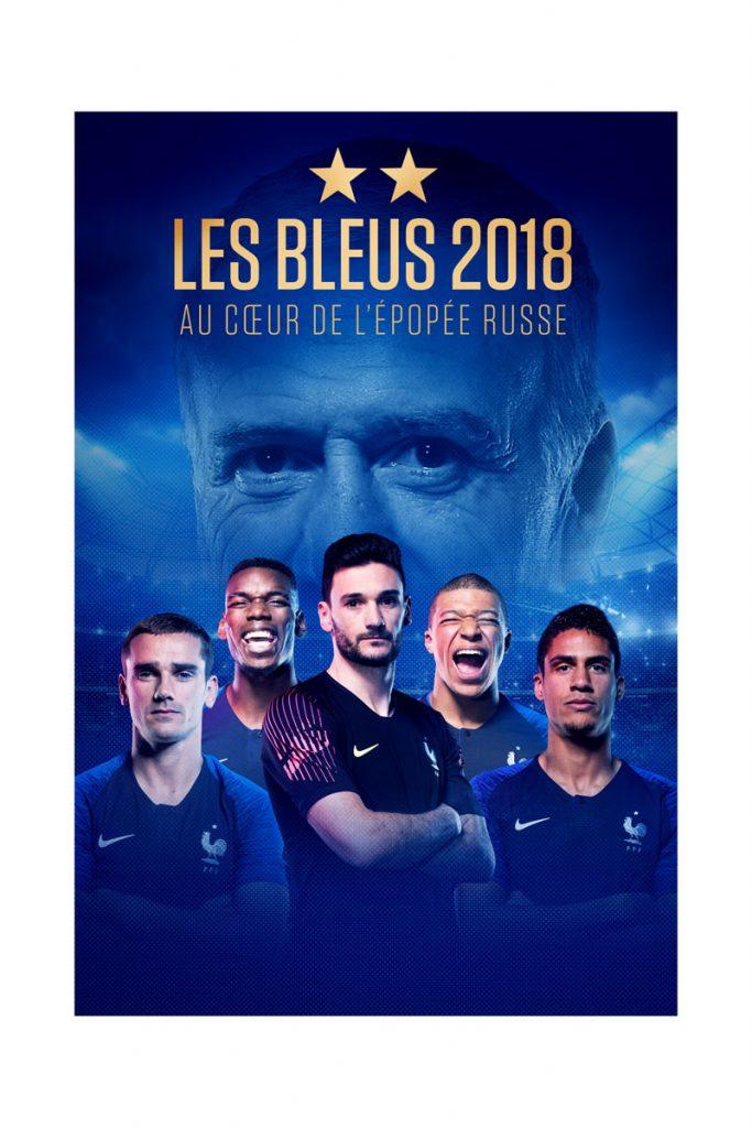 TF Studio Dvd Les Bleus