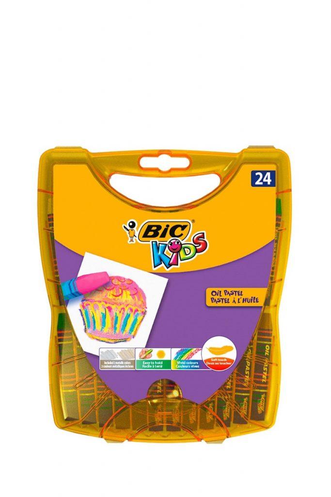 BIC 24 pastels à l'huile