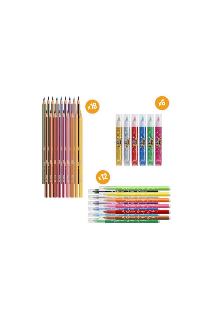 BIC kit de coloriage