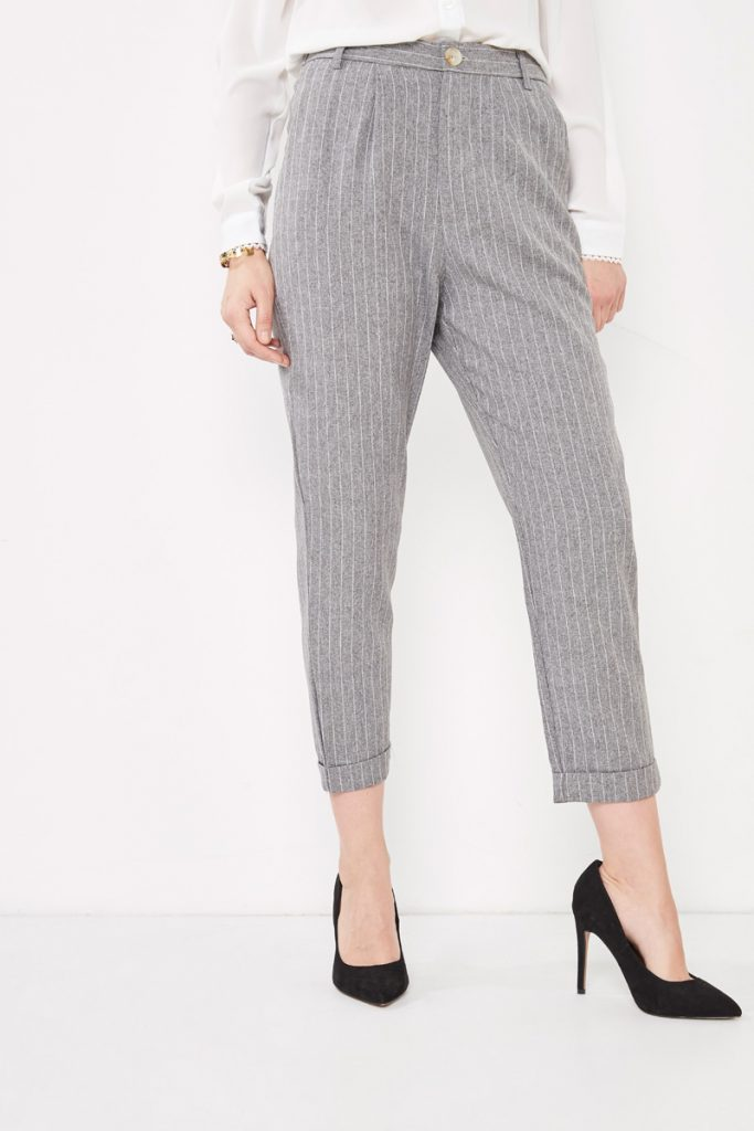 collectionIRL pantalon à rayures