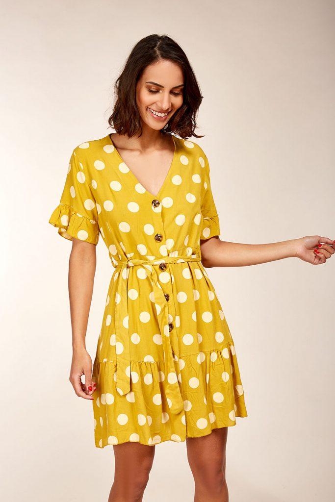 Comptoir du lin robe lin