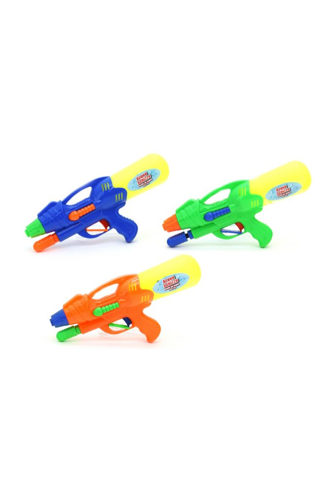Globo pistolet à eau