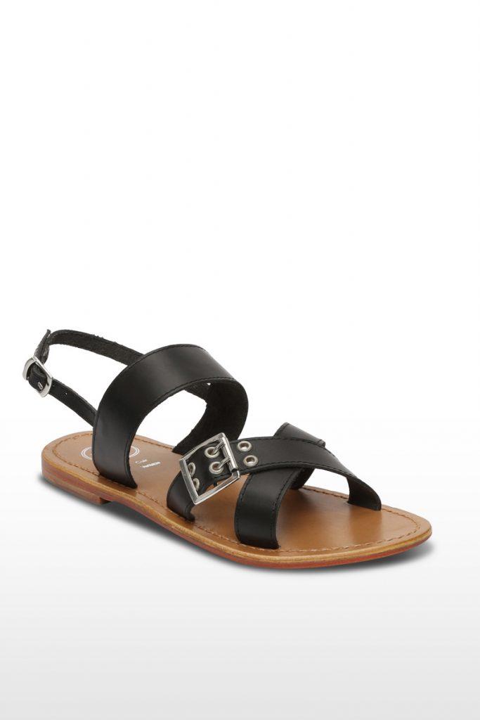 Goldensun sandales en cuir