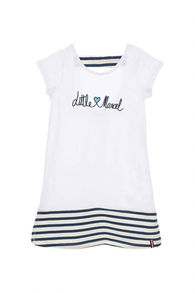 Little Marcel robe évasée