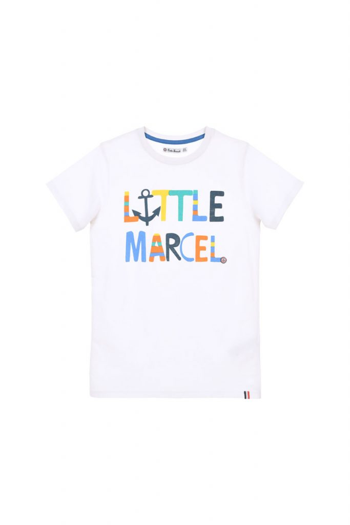 Little Marcel t-shirt