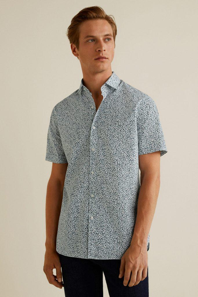 Mango chemise