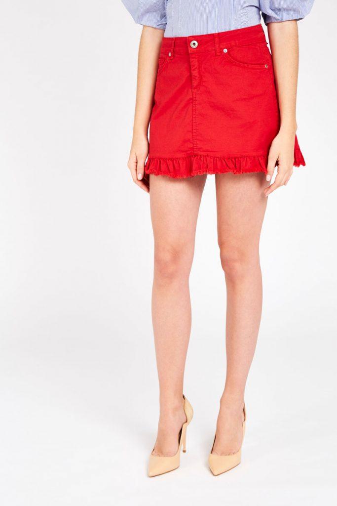 Rinascimento mini-jupe