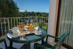 Côte d'Azur appart'hotel soleil de Saint Tropez
