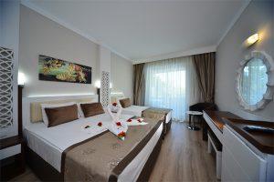 Voyage Turquie Antalya Linda Resort Hôtel 5*