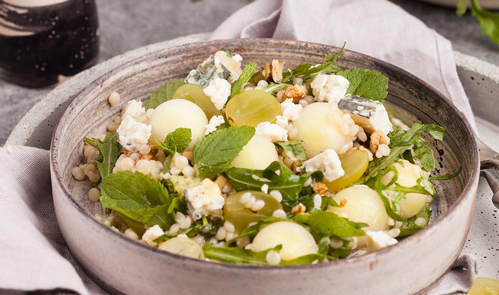3 recettes de salades fraîches pour l'été