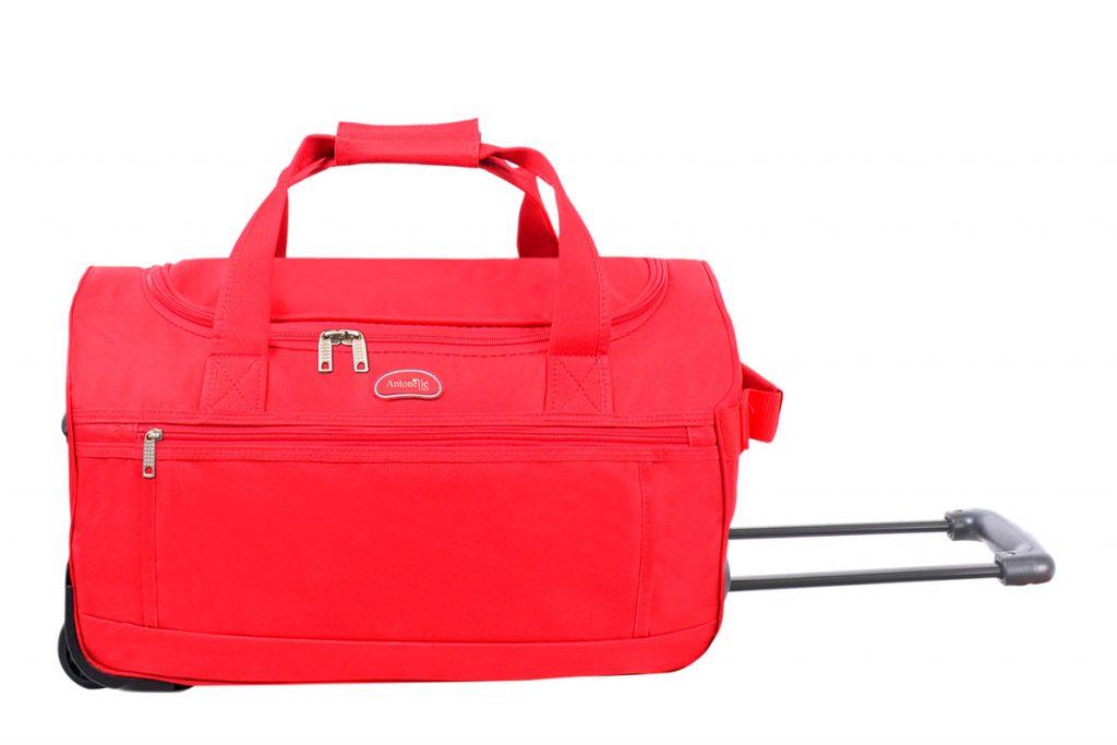 L'Atelier Bagage sac de voyage à roulettes