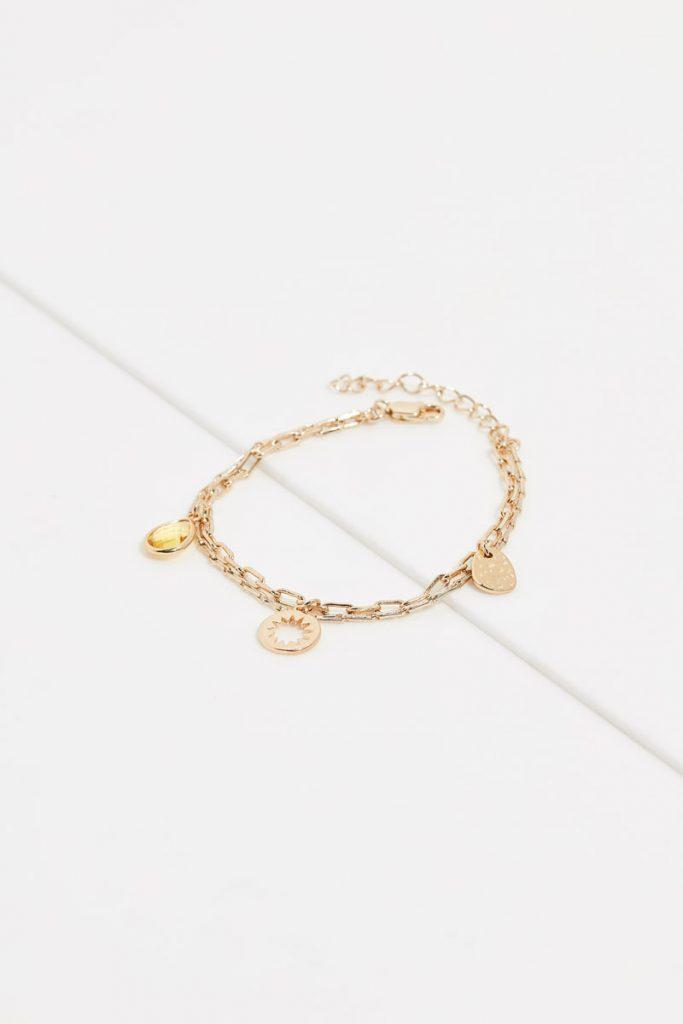 collectionIRL bracelet dorée à l'or fin