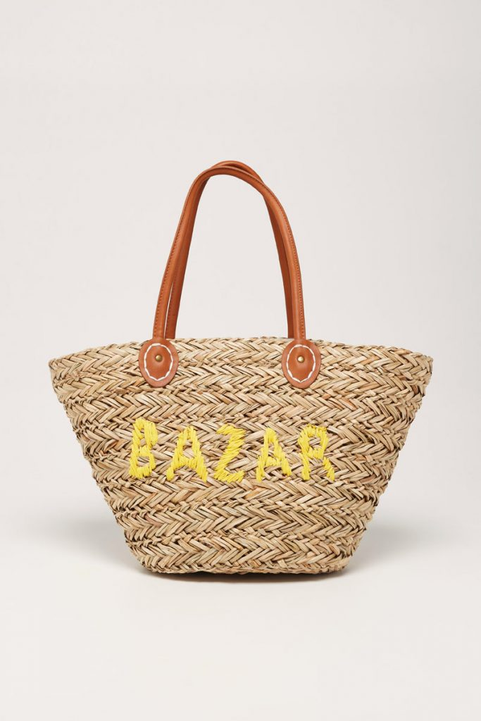 collectionIRL panier bazar