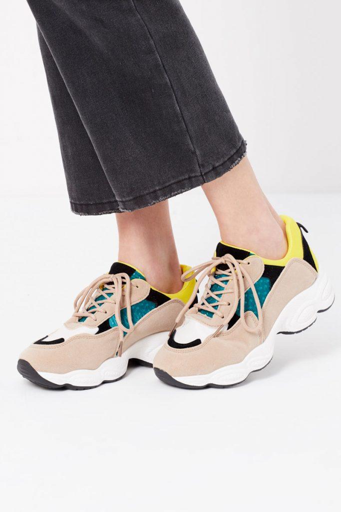 collectionIRL sneakers multicolore