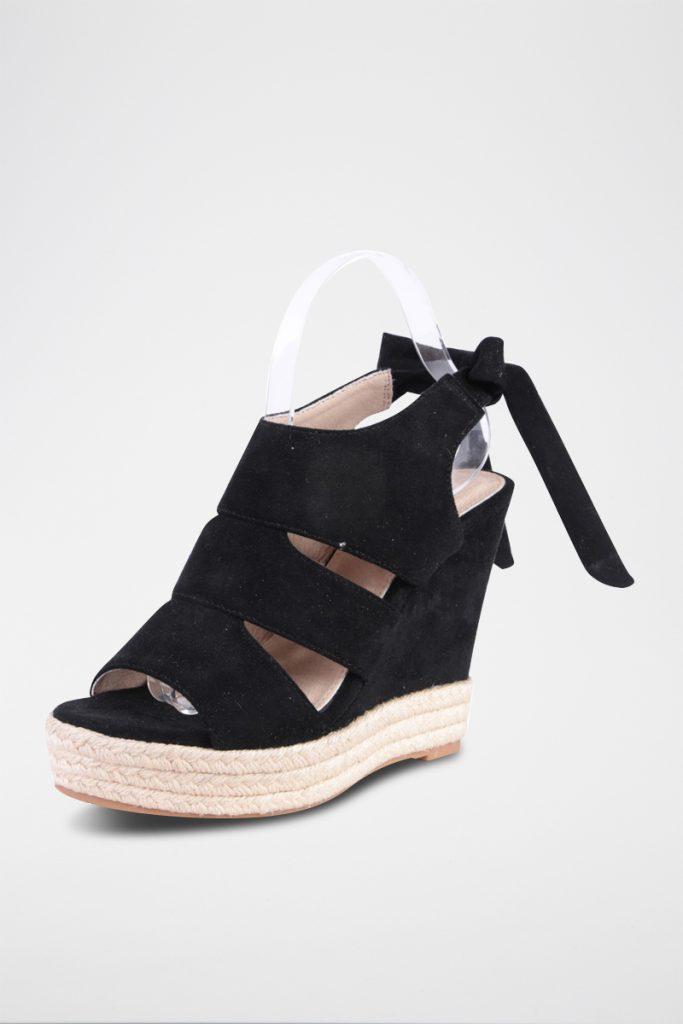 Emella sandales compensées