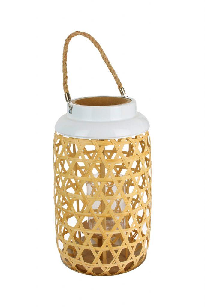 Ma jolie déco d'été lanterne en bois