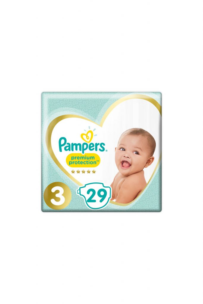 Pampers 232 couches