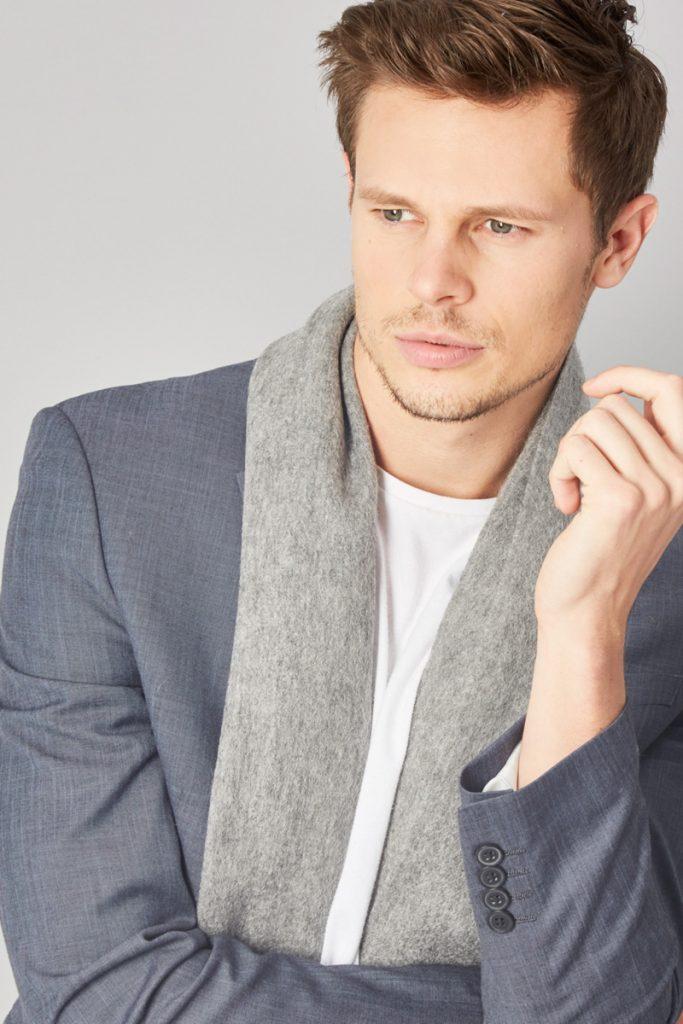 Pierre Cardin écharpe en laine