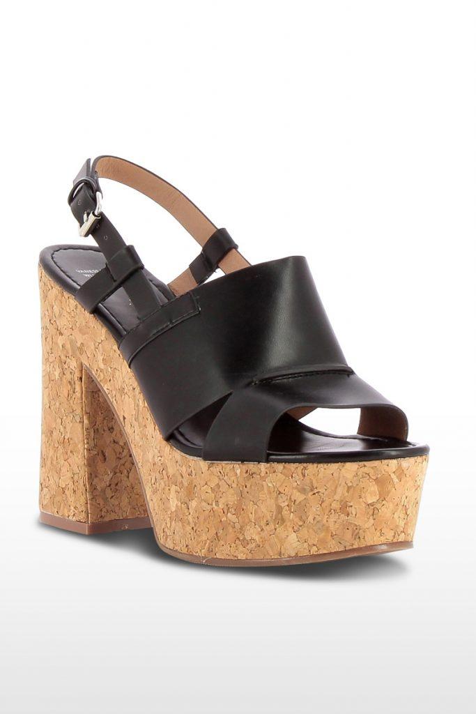 Vanessa Wu sandales à talons