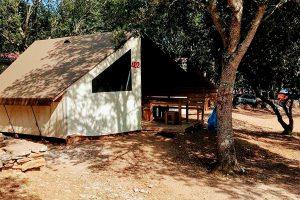 Voyage Corse Bonifacio camping Campo di Liccia 3*
