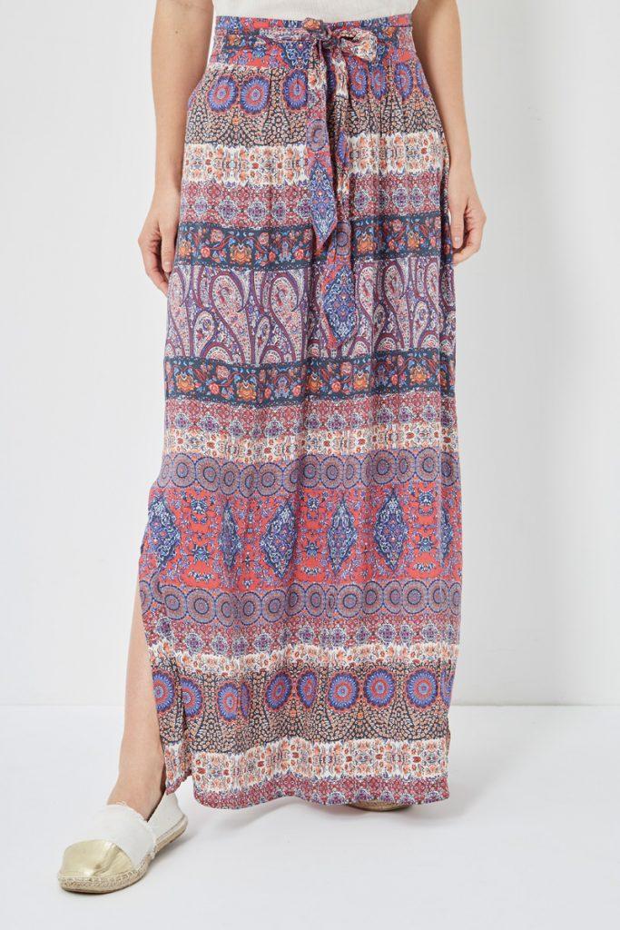 Camaieu jupe longue
