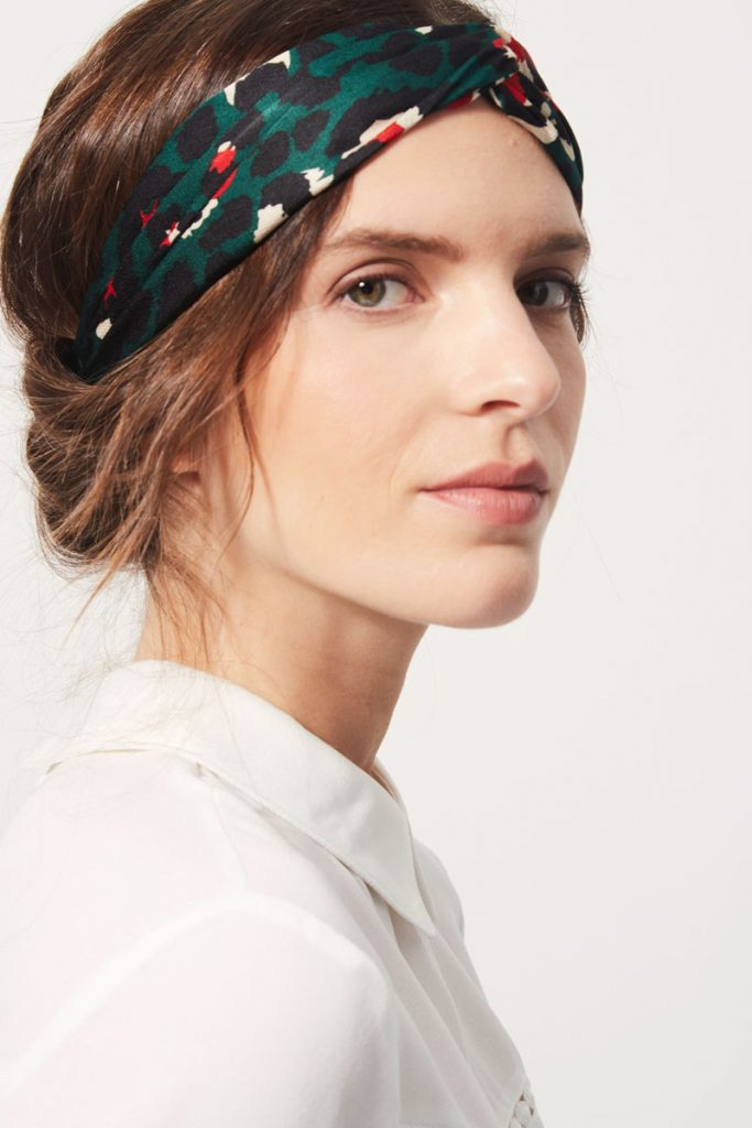 collectionIRL headband léopard