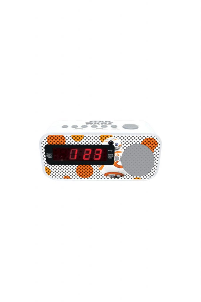Disney radio réveil BB-8 Star Wars