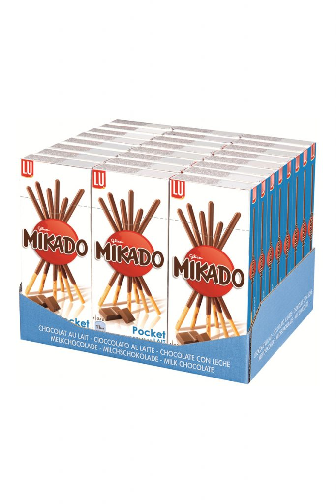 Lu Mikado pocket