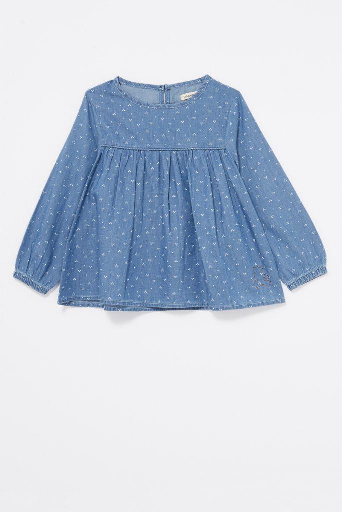 Lulu Castagnette blouse