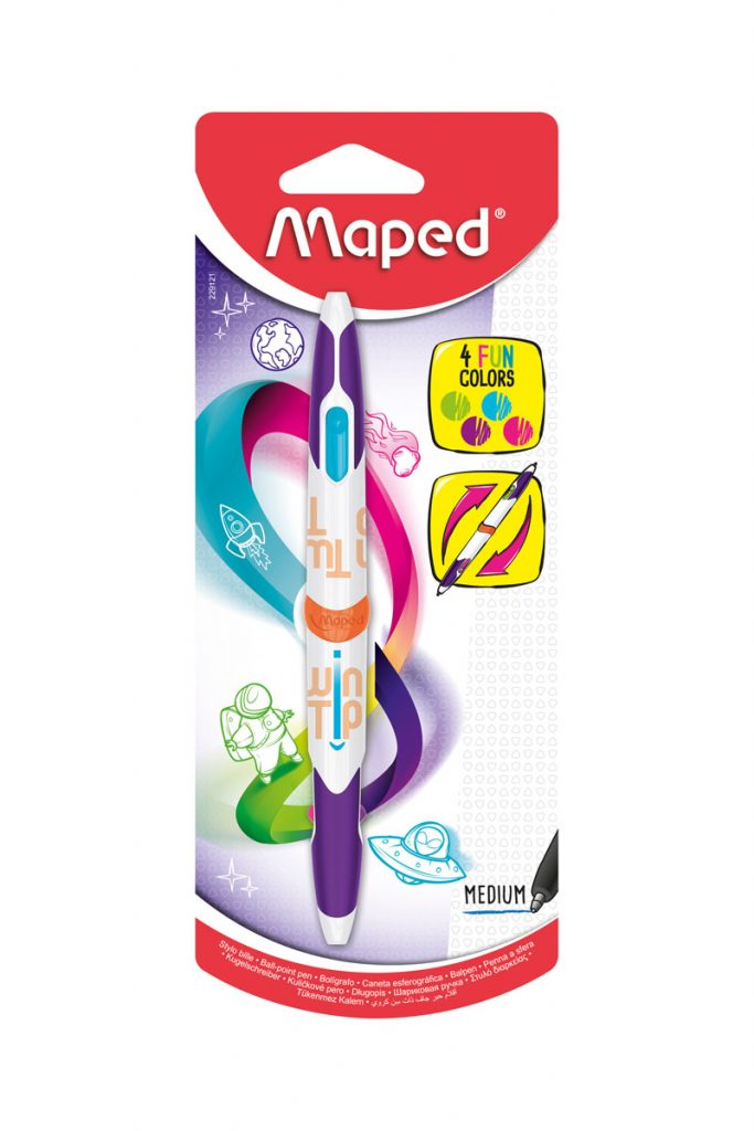 Maped 2 stylos bille