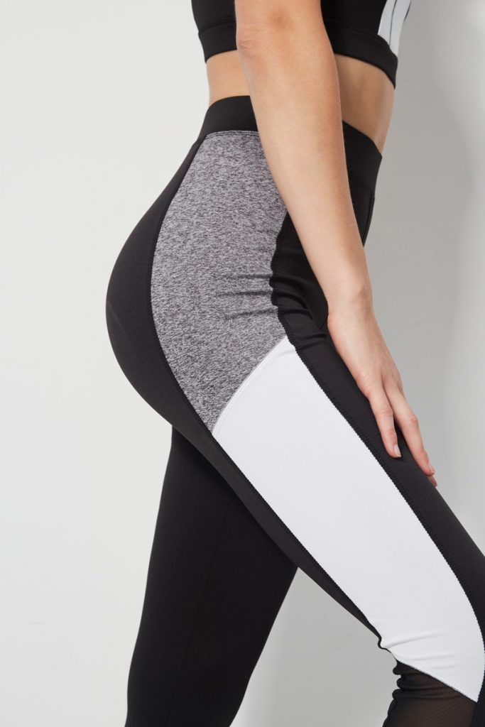 moveIRL leggings tricolore