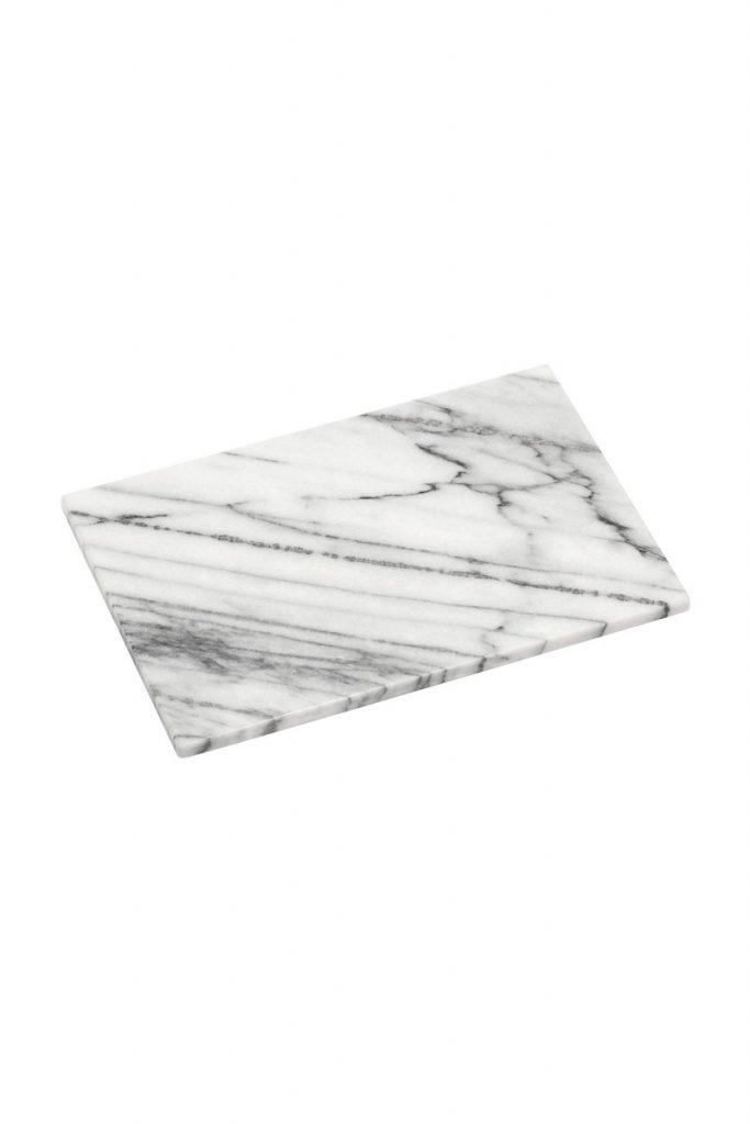 Univers Cuisine planche découper marbre