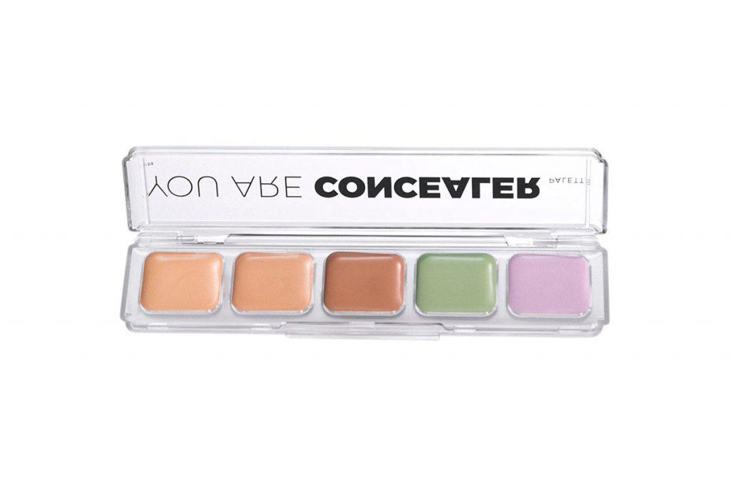 Ur Cosmetics palette 5 correcteurs