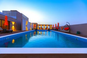 Hôtel Occidental IMPZ Dubaï