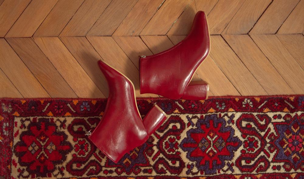 WANTED : chaussez vos plus belles bottines
