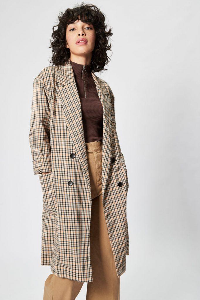Bershka manteau