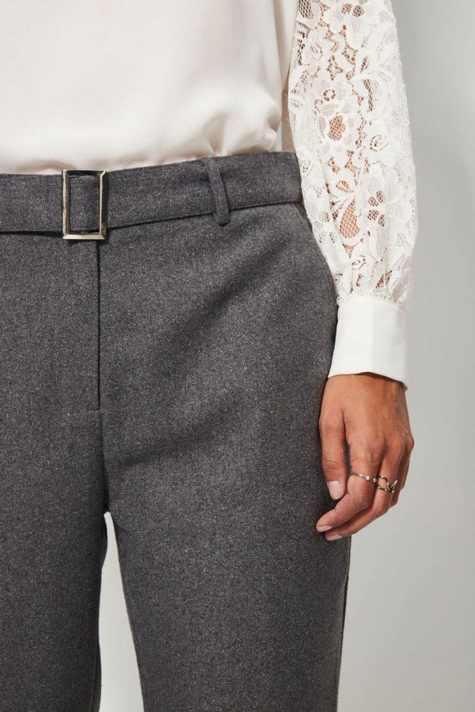 collectionIRL pantalon carotte