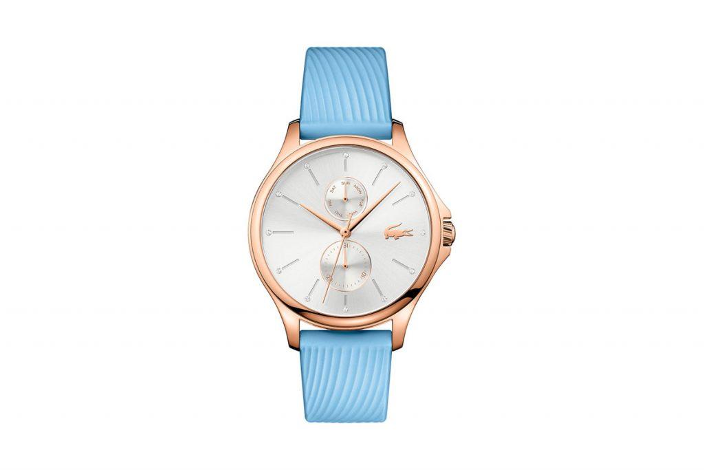Lacoste montre à quartz en silicone