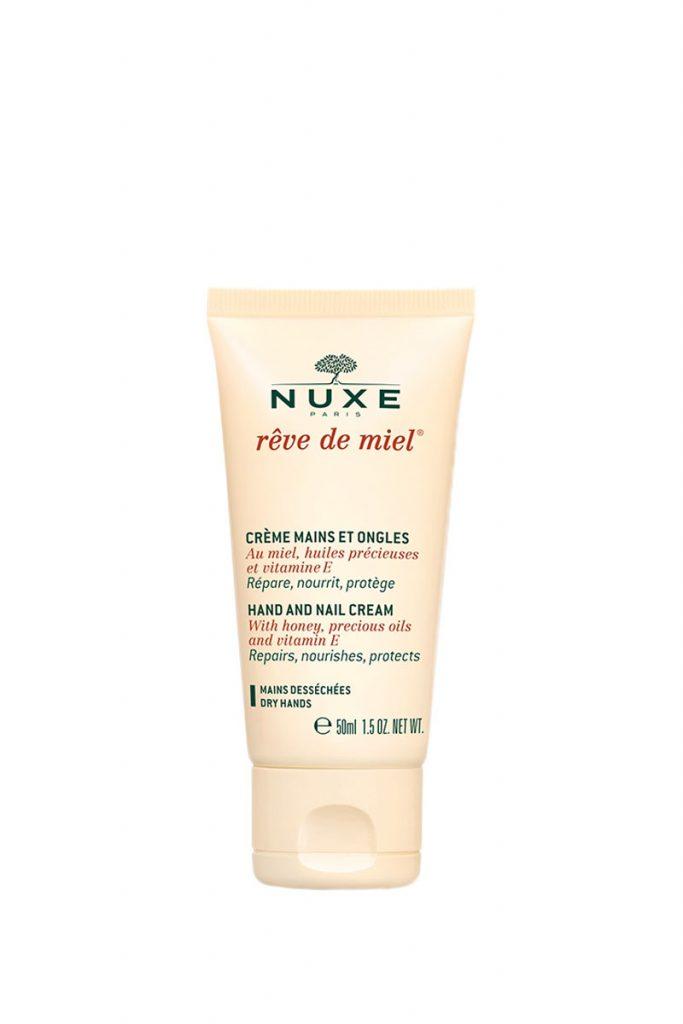 Nuxe crème mains et ongles