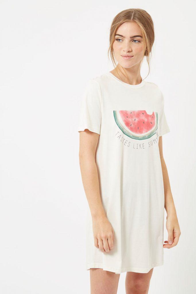 Oysho chemise de nuit