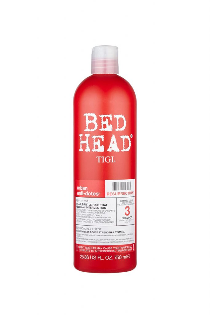 Tigi shampoing réparateur
