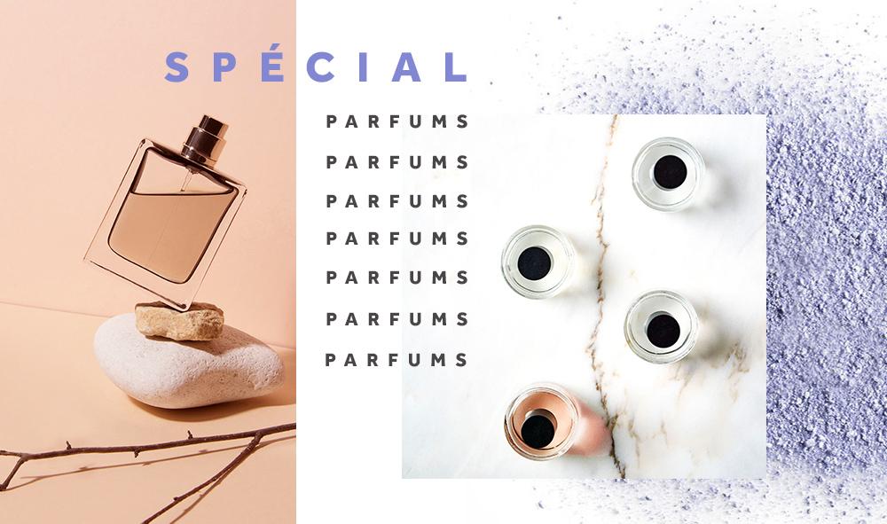 Le rendez-vous blush : focus spécial parfums !