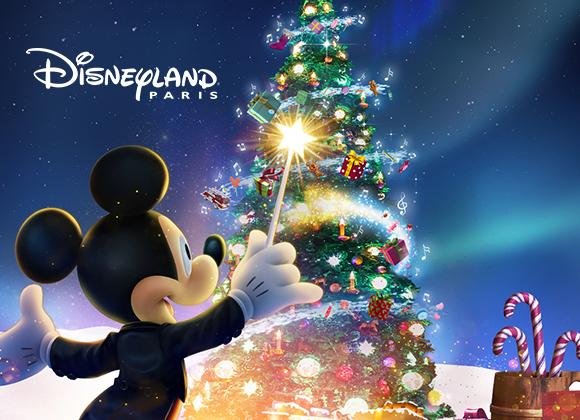 Passez un hiver enchanté avec Disneyland® Paris
