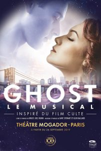 Billeterie Ghost Le Musical